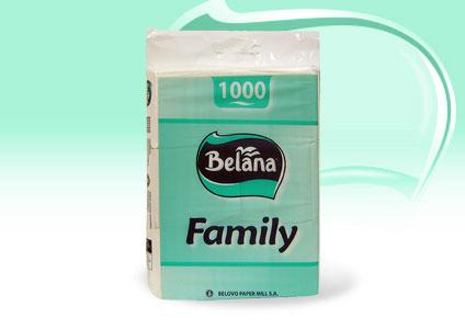 Салфетки Family x1000